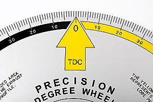 JEGS 81622 Precision Cam Degree Wheel