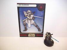 Star Wars Miniatures Clone Strike JEDI GUARDIAN #15