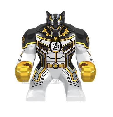 Hulk grey mini figures comics building giant blocks avengers marvel leg arms toy