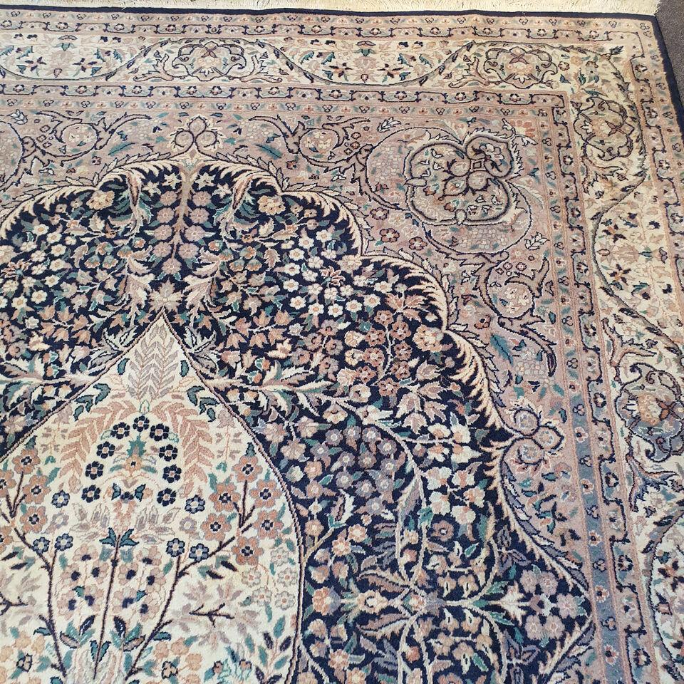 Ægte Håndknyttet Pakistansk tæppe