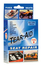 TEAR-AID SEAT REPAIR PATCH KIT boat, jetski, motorcycle, snowmobile, scooter