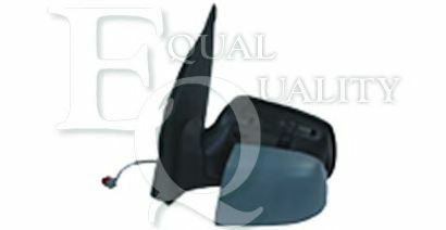 RD02170 EQUAL QUALITY Specchio retrovisore esterno Dx elettrico FORD FIESTA V (J