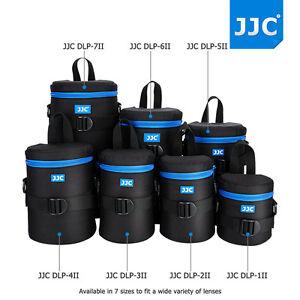 JJC-Waterproof-Deluxe-Lens-Pouch-Bag-with-Shoulder-Strap-for-DSLR-Camera-Lens