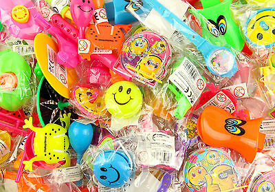 60 party bag toys,loot bag fillers,tombola,prizes,pinata fillers.