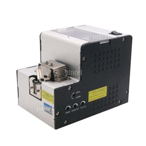MA-905 Automatic Screw Feeder Machine Adjustable Rail for 1.0-5.0mm Screws