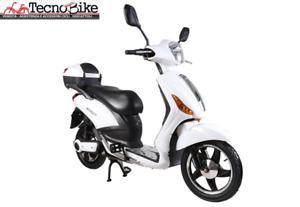 Bicicletta-Elettrica-Scooter-a-Pedalata-assistita-Z-Tech-ZT-09-A-250w-Piombo