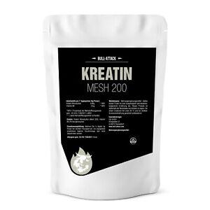 1 - 5kg Ultra Kreatin Pulver Monohydrat - Creatin Creatine - Muskelaufbau Kraft