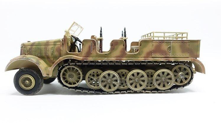venta caliente en línea PMA por Blitz Blitz Blitz 72 1 72 Segunda Guerra Mundial German P0319 Sd.Kfz.8 Schwerer Zugkraftwagen 12T  descuento de bajo precio