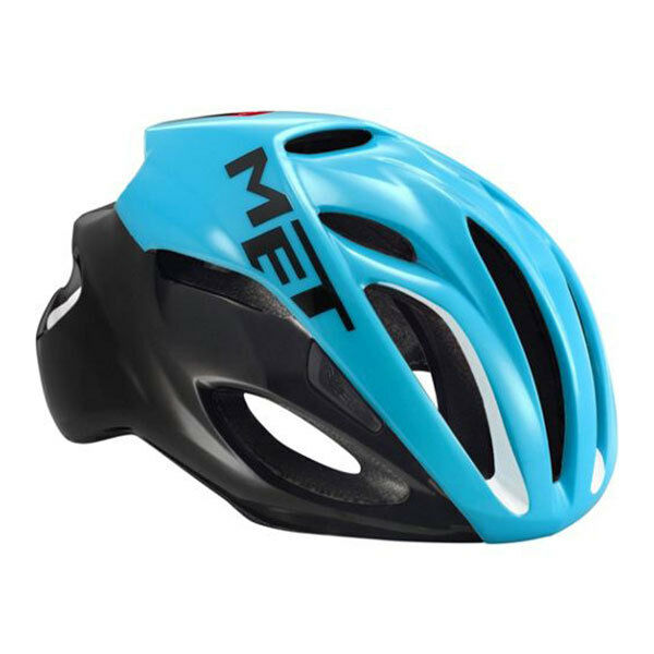 MET Casco  Rivale  2016 Azzurro-black
