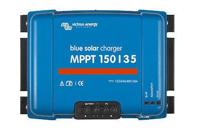 Heimwerker -regler Charge Solar Mppt 35a 12/24/48v Bluesolar Victron