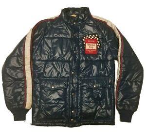 L Vintage Nascar Winston CupGrand National Jacket