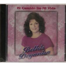 El cambio de mi vida - Belkis Deyanira - cassette de musica cristiana
