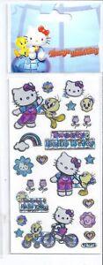 Sanrio Hello Kitty Stickers Tweety Bird #884