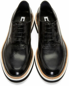 Details about ALEXANDER MCQUEEN SHOES COLUMBIA Lace up, Size UK 3.5, 4.5, 5  GENUINE BRAND NEW