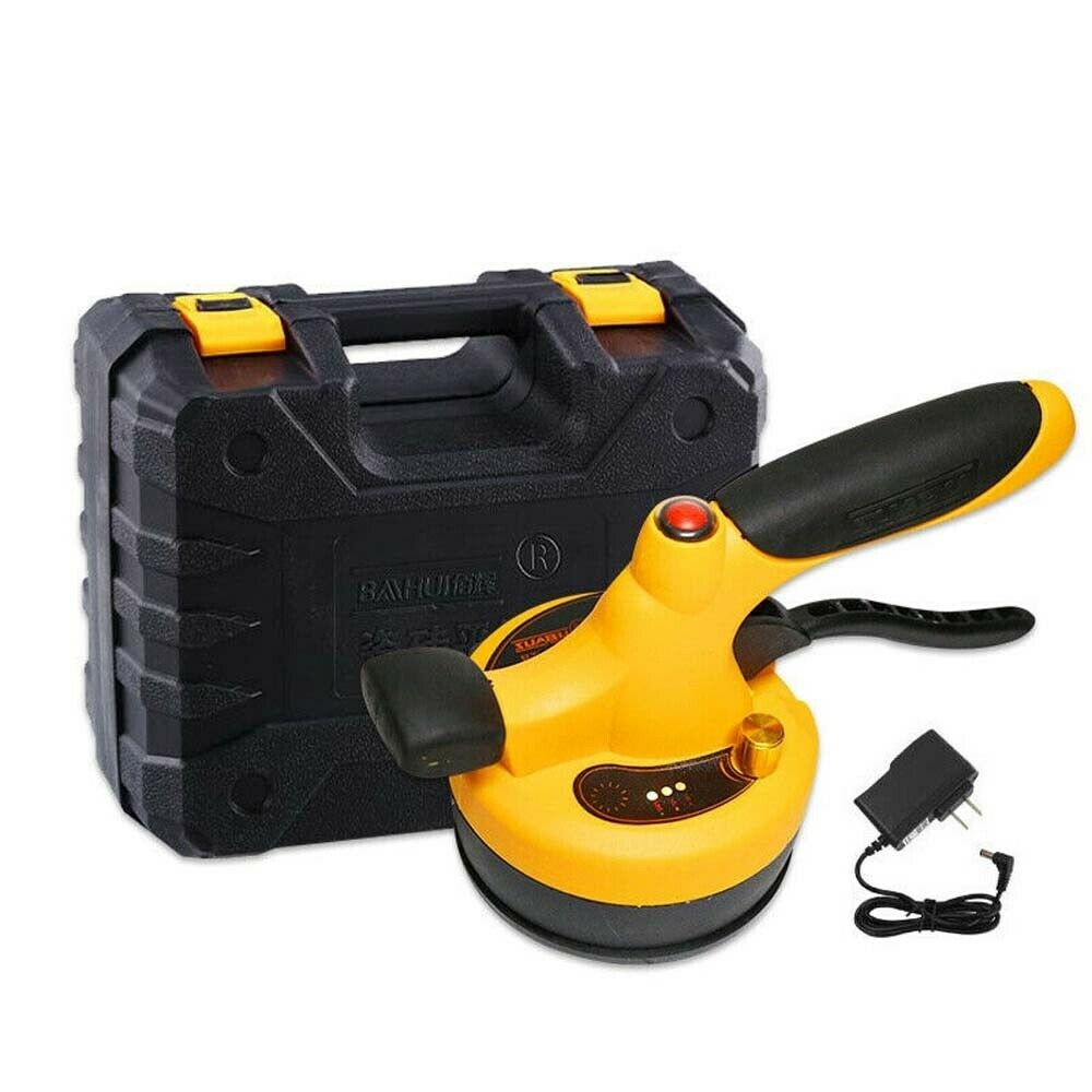 New Professional Tiling Tool Machine Vibrator Suction Cup Adjustable For 60X60cm
