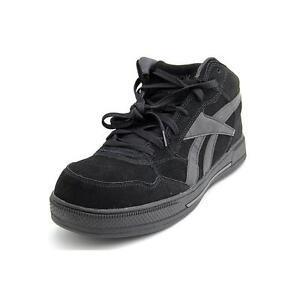959a518d84e Reebok Dayod Rb1735 Mens Black Composite Toe Skateboard Hi Top Work ...
