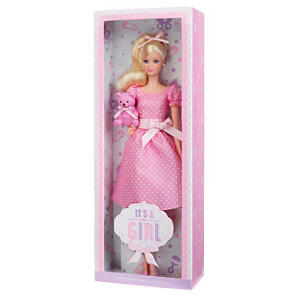 Barbie Collector It S A Girl Doll New In Sealed Box 2017