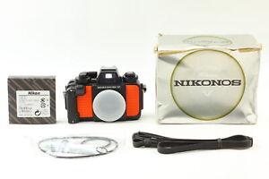 [Almost MINT] Nikon Nikonos V Underwater Film Camera w/ O-Ring From JAPAN
