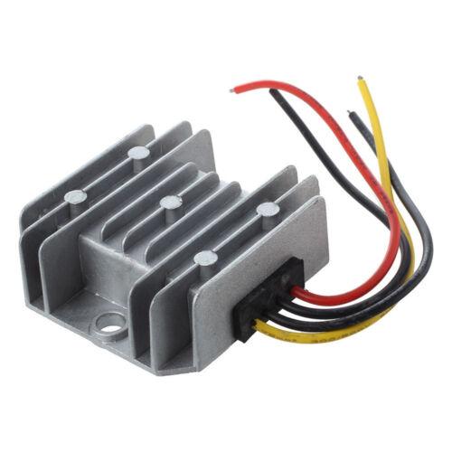 DC//DC Voltage Converter Regulator 24V Step Down to 12V 5A Wasserdicht Adapter