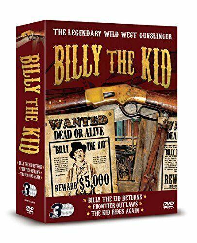 Billy the Kid [DVD][Region 2]