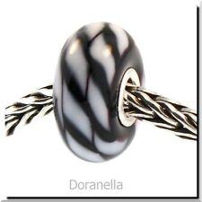 Authentic Trollbeads Glass 61395 Zebra :1 27% OFF
