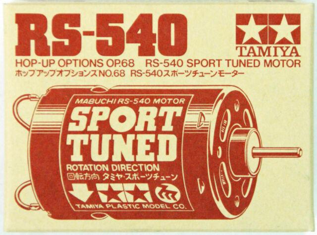 78-53068 TAMIYA Rs540 Sport-Tuned Motor