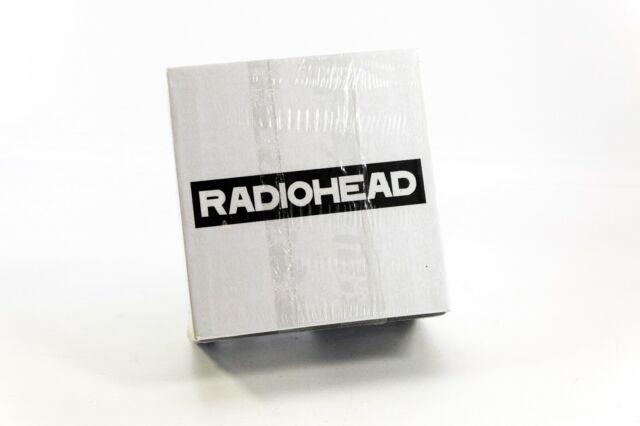 Rare Sealed New Radiohead 7 CD Album Box Set Limited Edition 2007 Free Postage