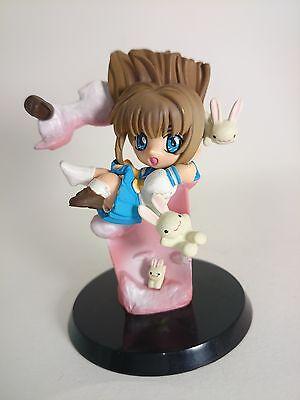 "Free Shipping Miyuki-chan in Wonderland 3"" Minifigure Authentic Japan k#7117"