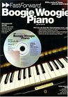Fast Forward: Boogie Woogie Piano by Bill Worrall (Paperback, 2000)