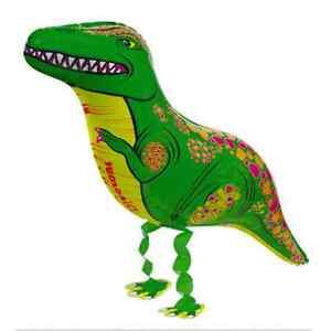 La-marche-de-dinosaure-de-ballons-animal-d-039-helium-d-039-anniversaire-d-039-enfant