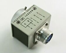 Hp Agilent 14060b Transducer Adapter