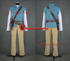 Tangled Prince Flynn Rider cosplay costume Handmade - Custom made in Any size
