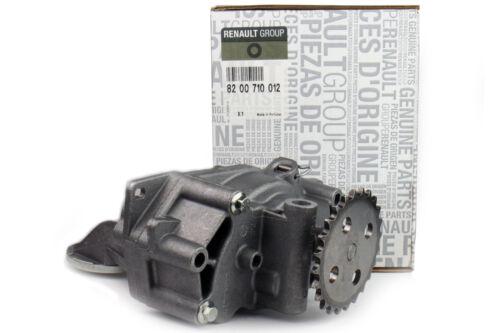 VelSatis 2.2 dci Pompe à huile Renault Espace 4 Laguna 2 oryginal 8200710012