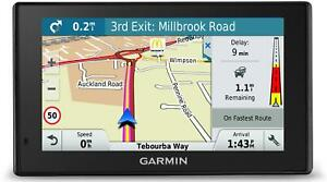 "Garmin DriveSmart 51LMT-D Full Europe Liftetime Updated Maps 5"" Sat Nav WiFi"