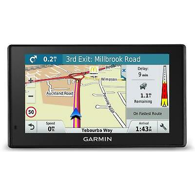 "Garmin DriveSmart 51LMT-D Full Europe Liftetime Updated Maps 5"" Sat Nav WiFi"