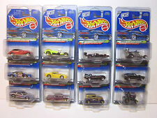 Hot Wheels - 1999 Treasure Hunt Complete Set - All in Kar Keeper / Protecto Pack