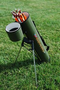Arrow Caddie, Arrow Quiver By: TYKE Outdoor Products
