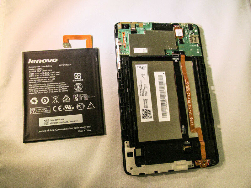 Lenovo Tablet Parts