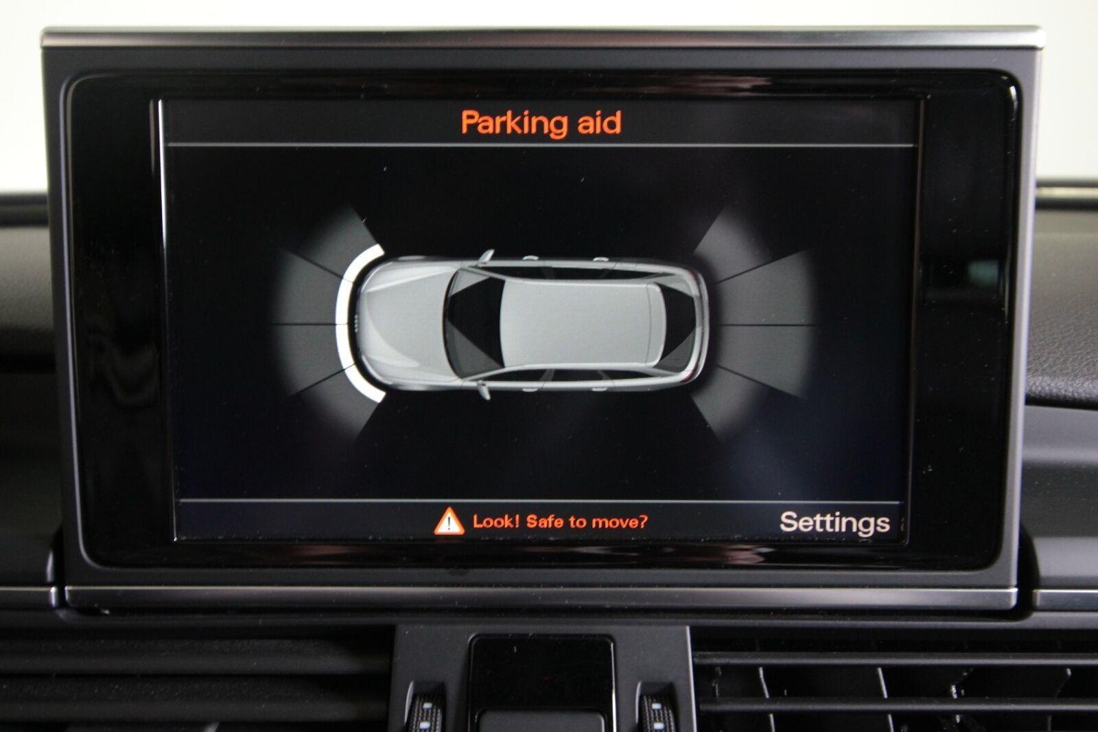 Audi A6 TDi S-line Avant quattro Tiptr