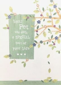 Pet-Sympathy-Condolence-Card-Sorry-for-the-Loss-of-your-Pet-Greeting-Card