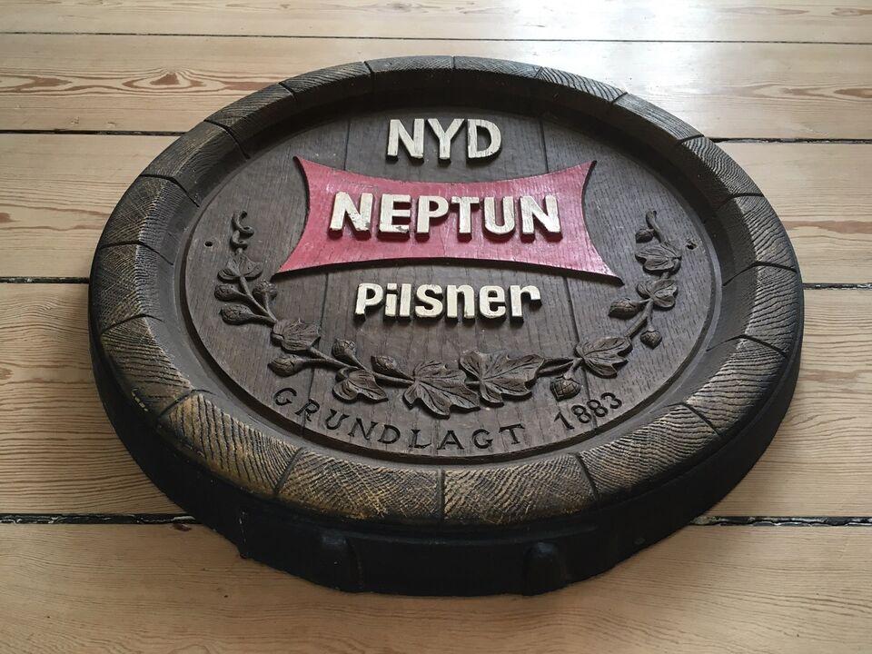 Andre samleobjekter, Neptun Reklame-skilt