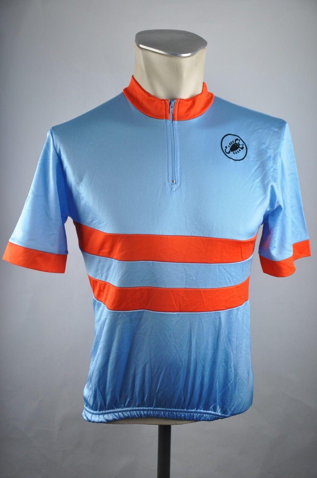 Castelli Rad Trikot Trikot Trikot Fahrrad Gr. S 47cm vintage 90er Bike cycling jersey Shirt P5 | Ruf zuerst  7bbf19