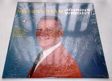 Johnny Wright  Hello Vietnam  1965  Decca DL74698  Country 33 rpm  Vinyl LP  VG+
