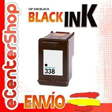 Cartucho Tinta Negra / Negro HP 338 Reman HP Photosmart C3180