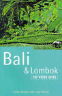 Bali and Lombok: The Rough Guide by Lesley Reader, Lucy Ridout (Paperback, 1998)