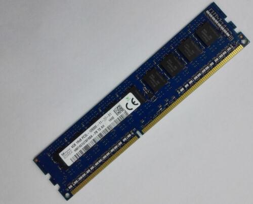 SK hynix 4GB 1Rx8 PC3L-12800E-11 DDR3 1600 Server ECC RAM HMT451U7AFR8A-PB 1.35v