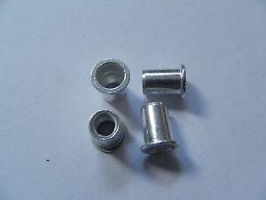20 CF//BR 3x10 Kupfer Bronze Blindnieten Klemmt 5-7mm