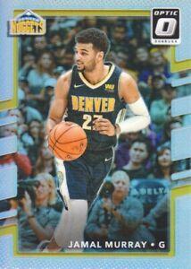 2017-18-Donruss-Optic-Holo-39-Jamal-Murray-Denver-Nuggets