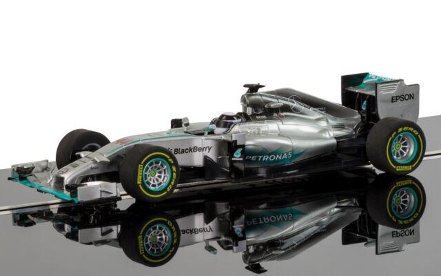 Scalextric C3706 Mercedes Amg Petronas F1 2015 Hamilton 1 32 Slot