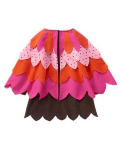 GYMBOREE HALLOWEEN CUTE OWL FLEECE COSTUME 18 24  2T 3T 4T NWT